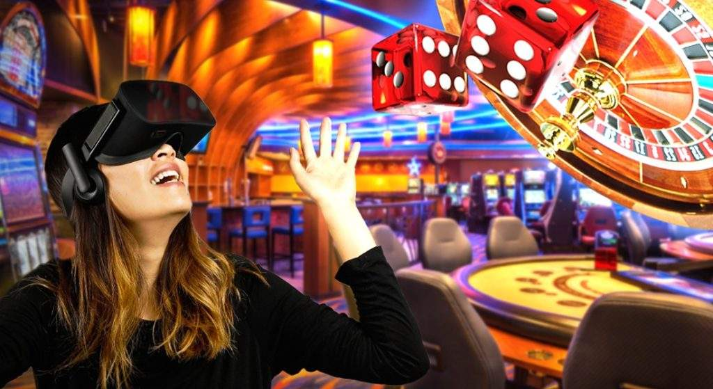 virtual reality and gambling - is such union possible?
