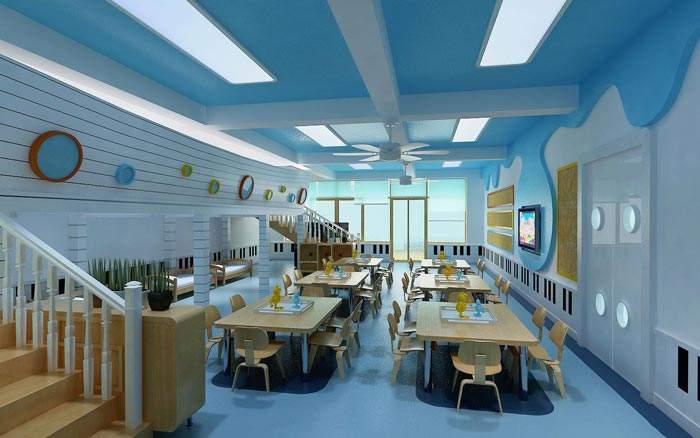 幼儿园欧式风格设计
